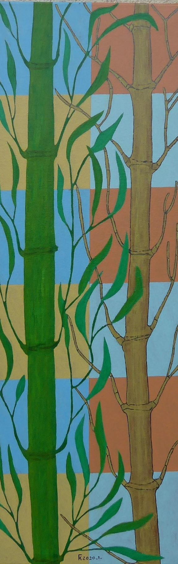 La bambous là. Fk Fk