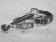 Violon. Jeanmidijeanmi