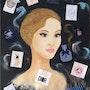 Parfum de femme. Ghislaine Phelut
