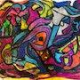 Candy land. Radiant Art