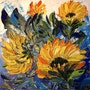 Tournesols. Kate_Art