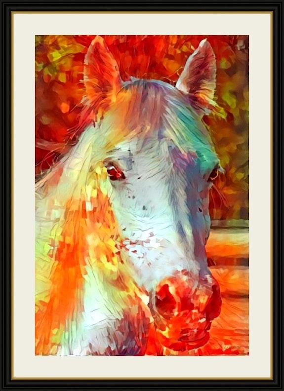 Horse art. Sgda Sg Da