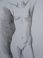 El torso de Venus.