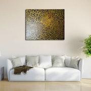 Versteckter Leopard. Wolfgang Bröder