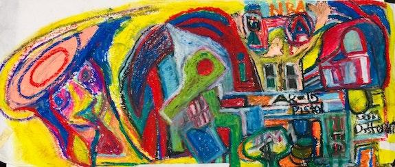 Nra Blood. Jonathan Jaeger Radiant Art