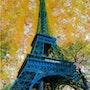 Paris, la Tour Eiffel. Arthur Design And Co