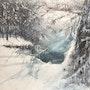 Une melancolie d'hiver. Emilian Alexianu