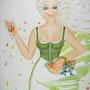 Spring, Full of Light And Vibrant Collors.. Ann-Evelyn Hansen