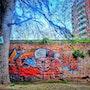 Street Art Toulouse. Marylou