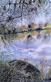 L'étang du Docteur c. Françoise-Elisabeth Lallemand
