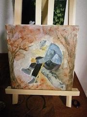 Le vieillard à l'automne de sa vie. Sylviane Rolland