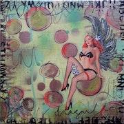 Dragonfly. Lorette C Luzajic