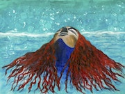 Woman in the Water #3. Gail Francis