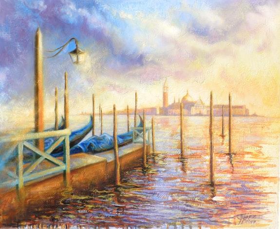 Et Venise devint une mirage…. Carmen Juarez Medina Carmen Juarez Medina