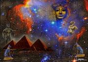 Pharaon et les dieux veillent.