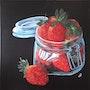 « Rouge Gourmandise ». Anna Logon