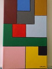 Tableau geometrique.