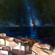From Monemvasia to milky way. Sokratis Evgenidis