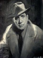 Humphrey Bogart. No