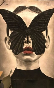 Black Butterfly. Hashir Alam