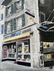 Chez Meylan.