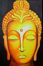 Gautama Buddha. Angel Suneja