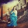 Maria Magdalena. Pintorcheco