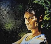 «C'est Lui» - Auto-Portrait - 1986.