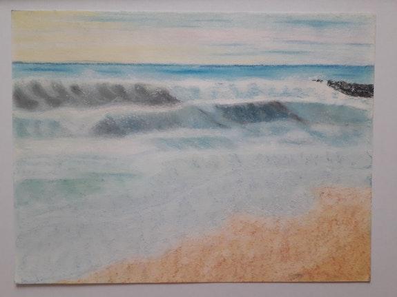 La mer…. Nanie Nanie