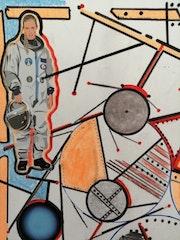 Spoutnik 62 Detail /Glenn Varez. Gvarez