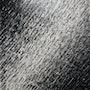 Abstract painting : White black knife texture.. Jonathan Pradillon