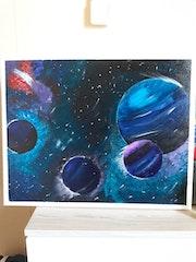 Planètes.