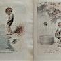 G. Redon : «Ne buvez jamais d'eau» & «Il a bu de l'eau».. Historien d'art, Archéologue; Chercheur Free-L.