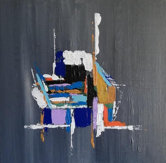 Abstrait n°26. Mc Lamorre Marie-Christine Lamorre
