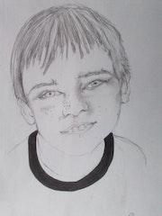 Portrait. Monia