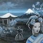 Japon éternel. Joelle Sieurin