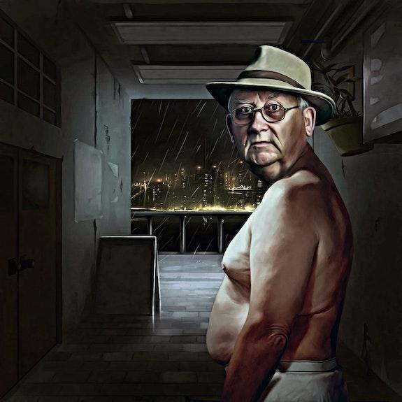 Callaghan. Mr Strange Jean-Marie Gitard (Mr Strange)