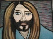 L'acteur qui joue (les acteurs qui jouent) Jésus.