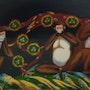 Les singes de la sagesse. Sandrine Jaccod
