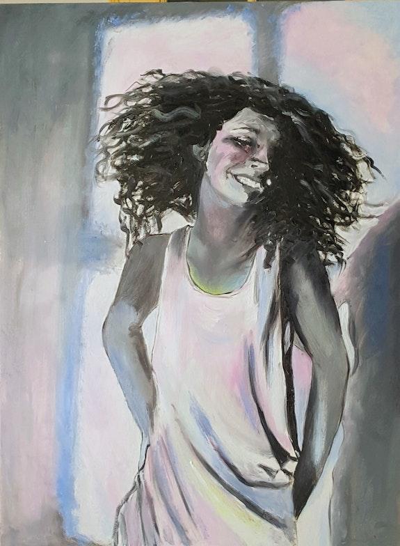 Série «La vie en confinement» : Allez on danse. Veroniq's Véroniq' S