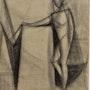 Anonyme : Recherche cubiste. Filets et nasse de pêcheur ?. Historien d'art, Archéologue; Chercheur Free-Lance (Er)