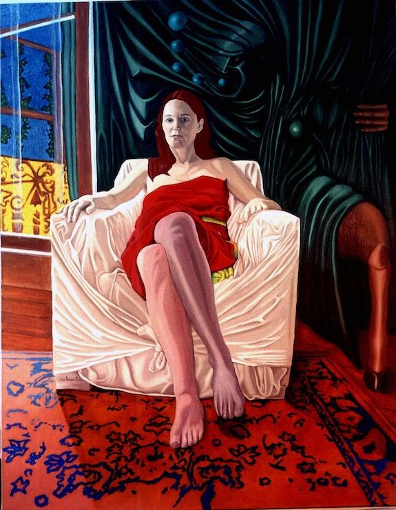 Le miroir du divan. Ferbos Jean-François