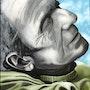 Le philosophe : Gilles Deleuze. Ferbos Jean-François