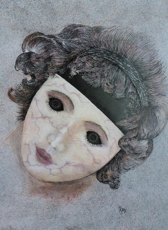 Masque proto-c-19. Jean-Michel Legras Jeanmidijeanmi