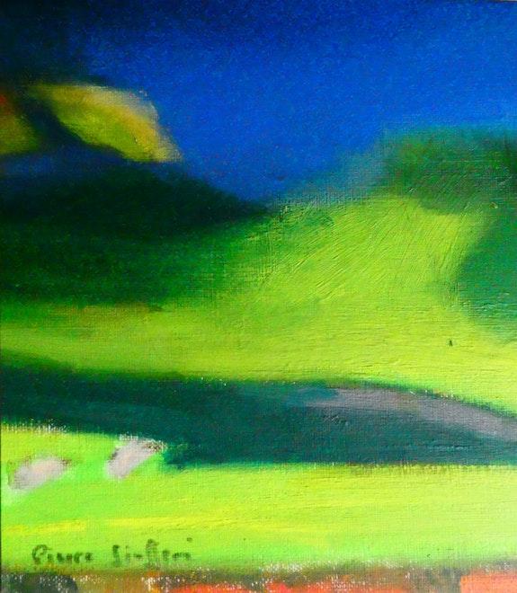 La vallée verta. Cesar Luciano Cesar Luciano