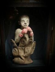 'Derrière le gant ». Véronique Dominici