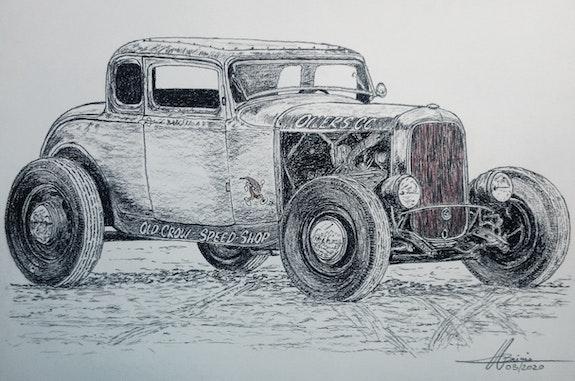 Ford 1932. Yves Briais Yves Briais