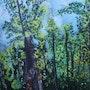 Forêt de Compiègne. Catherine Souet-Bottiau