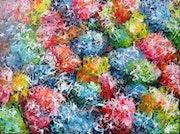 Bouquet cyssl Artiste Alexandre Trubert.