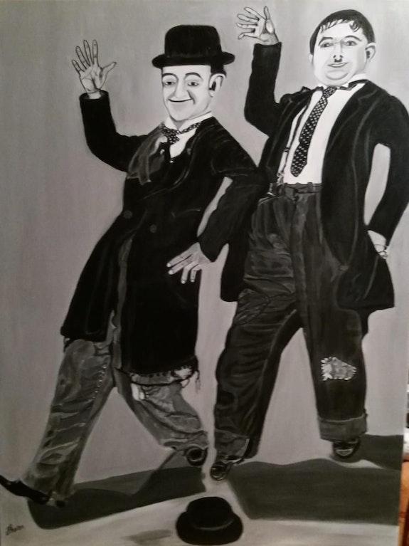 Laurel & Hardy. Balarh Ilham Ilham Balarh